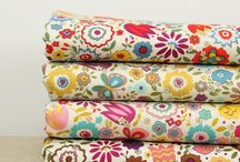 Fabric love / Fabric and textiles: print, pattern and texture / by Jessica Bateman