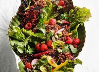 BIG Salad / All things salad.  Get it? The Big Salad from Seinfeld / by Melanie Marino Spindler