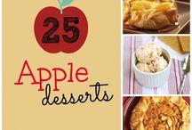 Apples / by Sandra Triplett