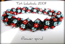 Beads and crafts with beads / by Linda Hernandez