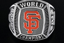World Series Fan Ring Collection / by San Francisco Giants