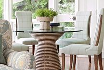 Dining in Style / Dining rooms are the perfect spot for entertaining / by Janaki Rao (Home From India)