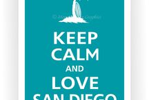 San Diego My Home sweet Home  / by La Rella Brooks