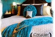 Bedrooms / by Adrianna Curtis