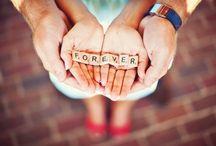 D&V Engagement Photo Ideas / by Elyse Vergez