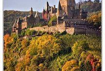 Castles / by Lars Aleth