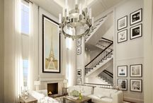 Lavish Homes: Living Rooms / by Inspired Decor