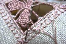 Stitch a stitch * / by Chandrayee Biswas