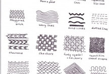 Lines and Pattern / by Paula Martin