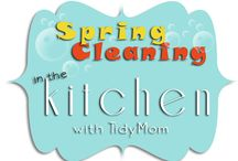 cleaning / by Daphne McCarley