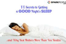 Sleep importance / http://AFitBeachBody.com / by A Fit Beach Body