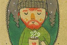 Coffee & Tea please / by Ana Scavuzzo