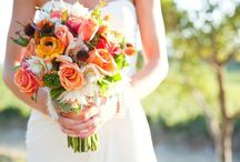 Bridal Flowers & Bouquets / The perfect bridal bouquets, centerpieces and more for your wedding day! / by OneWed