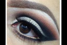 Eye makeup / by Avery Echagarruga