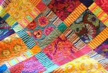 quilts/sewing / by Sandi Hensley