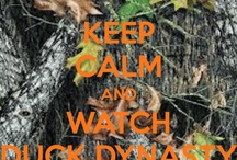 Duck dynasty / by Mrs. Sewing Lady