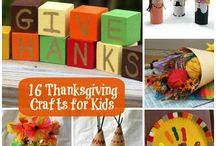 Thanksgiving / by Stephanie Childress