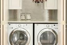 Laundry room redo / by Pr Rachelle Kammerer