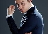 Sherlock or Moriarty / The best Sherlock ever  / by Janice Anderson