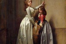 1790-1800 dress / by Vicky Bayley