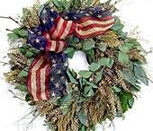 USA~Happy 4th! / by Melina D'Antona Ogershok
