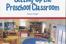 preschool ideas / by Christina Munson