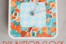 AF - Button Crafts & Ideas / by Amanda Formaro