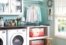 laundry room / by Jenica Sheckler
