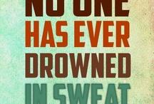 Physical fitness/health / by Ann Horgan