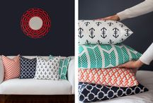 Home decor  / by Emily MacLellan