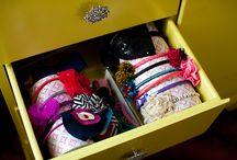 Getting organized / by Adrienne Vargas