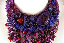 Necklaces / by Katarina Russell