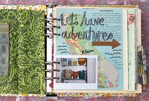 Start - Scrapbook/Lifebook / by Robyn Guptill