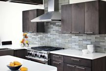 backsplash ideas / by Maggie Philbin @ Mag's Rags to Riches