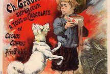 Food & Beverages / Vintage Posters / by Yaneff International Fine Art