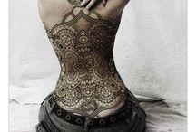tattoos / by Terri Falvey