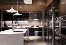 Modern interiors / by Wanda Nylon