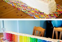 SN STUDIO/Rainbow Party / by Jennifer West Pickard/The Silly Nilly Studio