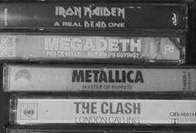 Listen to Heavy Metal / by Wilde Möhre