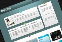 Free One Page PSD Templates / by allXnet allxnet