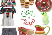 Cinco de Mayo / by Fit in Clouds