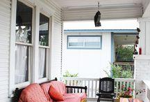 front porch / by Charlene Hansen