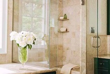 Master bathroom remodel ideas / by Jenny
