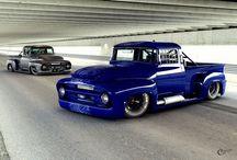 BadA$$ Trucks / by sean leinart