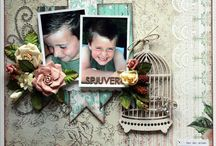 Scrapbooking / LOs I Love / by Judy Shears