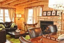 Log Home Living / by Dawn Minch