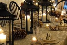 Place Settings/ Event Decor / by Tracy Cavazos