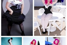 vintage pinup ideas / by Haley Robinson