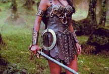 XENA!! / Warrior Princess / by Karman Bowers