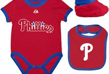Lil' Phils / Outfits for our littlest phans... available online and at the Majestic Clubhouse Store located in Citizens Bank Park.  / by Philadelphia Phillies